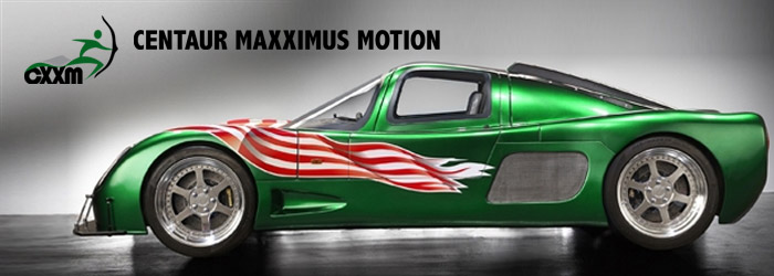 Centaur maxximus motion website