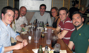 Screenwriters Dining Out