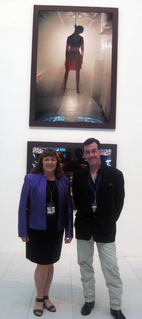 writers Alison McMahan & John Leary