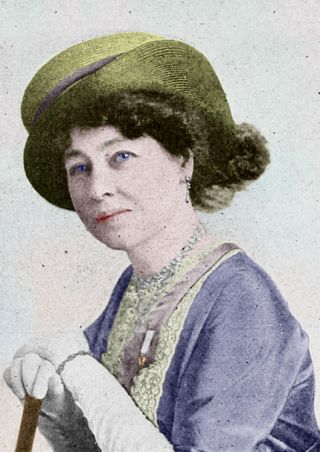 Portrait of Alice Guy